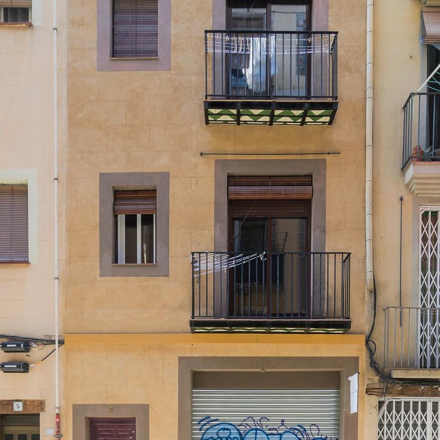 Rehabilitación Fachada Barcelona Arquitecto