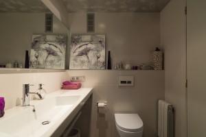 Reforma baños Barcelona Arquitecto