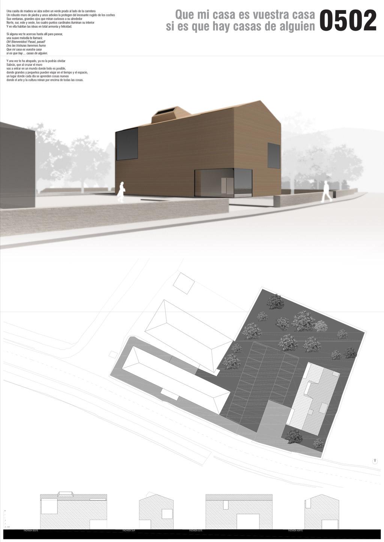 Ffwd arquitectos barcelona estudio de arquitectura e for Tu casa es mi casa