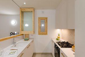 Reforma interior de vivienda en Badalona. Cuina
