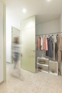Reforma interior de vivienda en Badalona. Dormitori