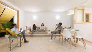 Reforma interior de vivienda en Badalona. FFWD