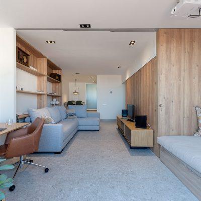 Estudio de arquitectura e interiorismo