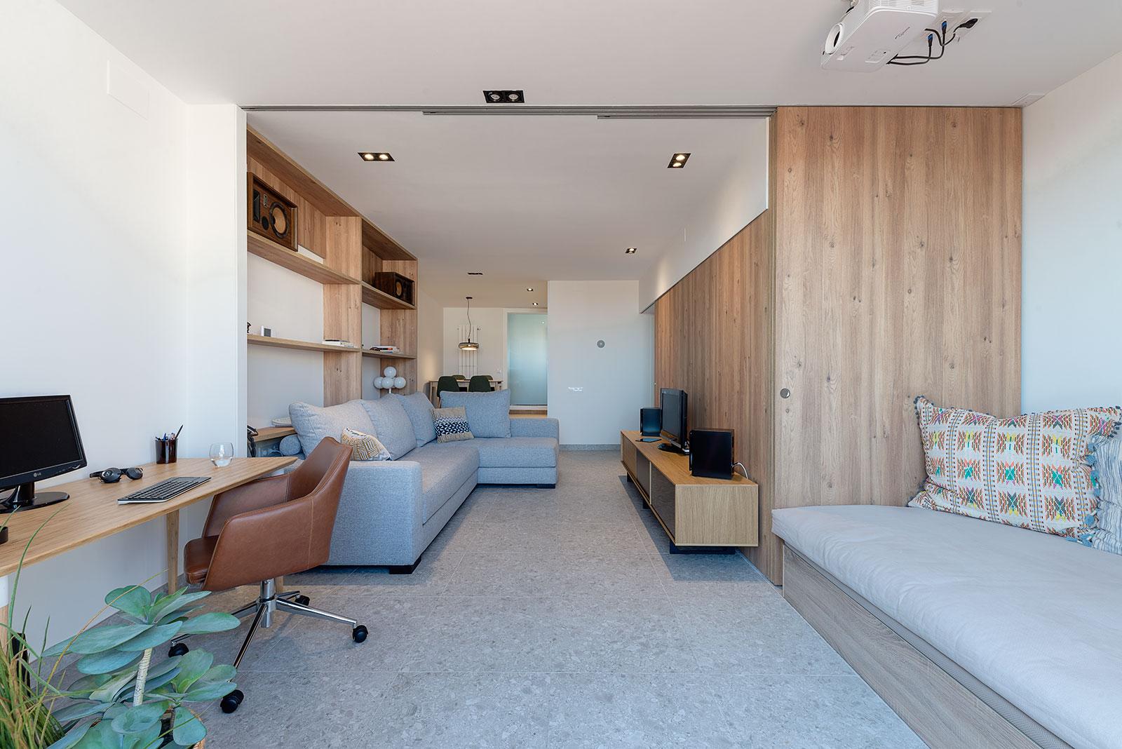 Proyectos de interiorismo de viviendas en Barcelona