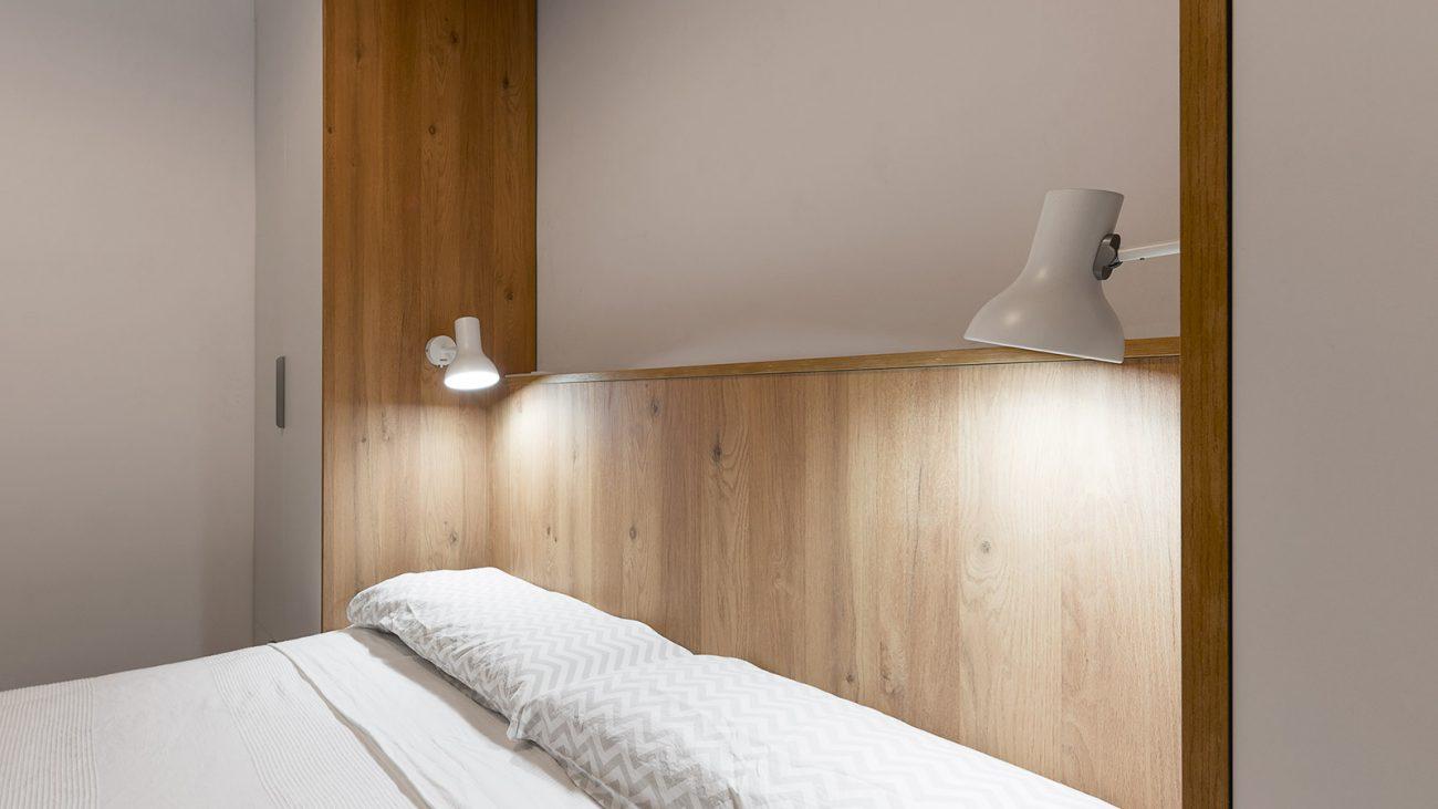 Dormitori amb armari Pont. Room DC by FFWD